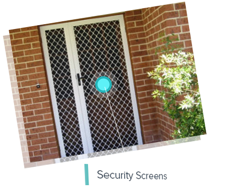 Security Screens and Doors